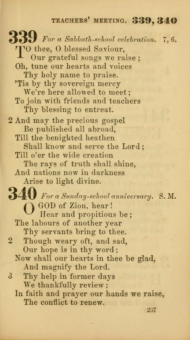 New Union Hymns page 239