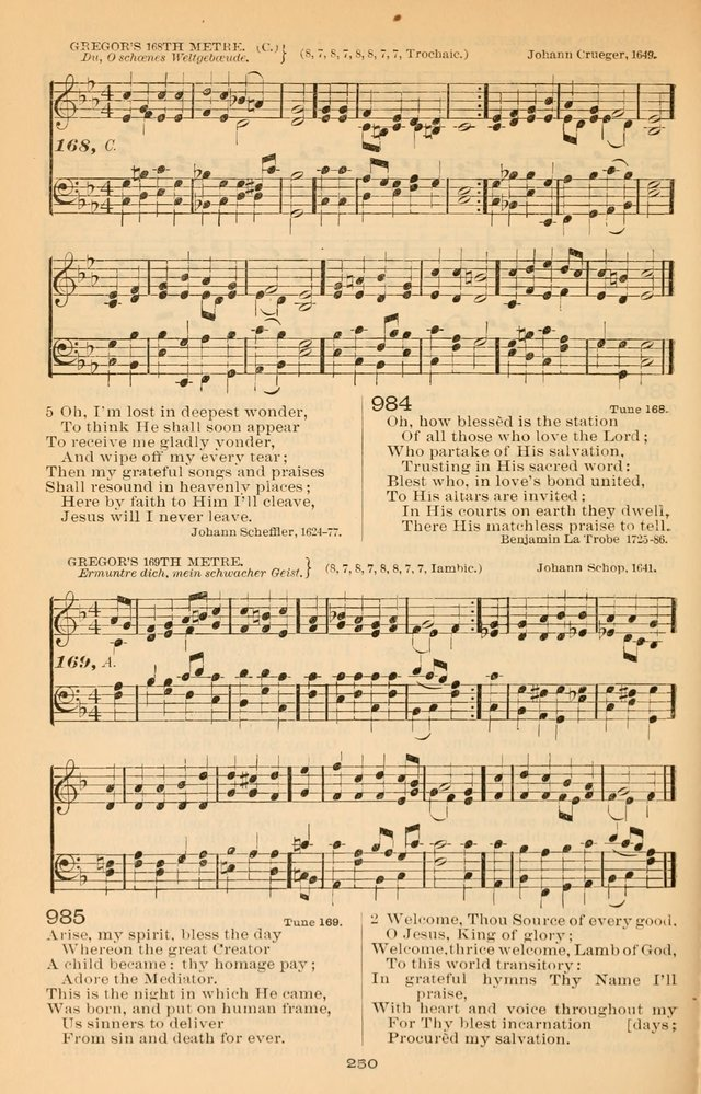 Offices of Worship and Hymns: with tunes, 3rd ed., revised and enlarged page 323