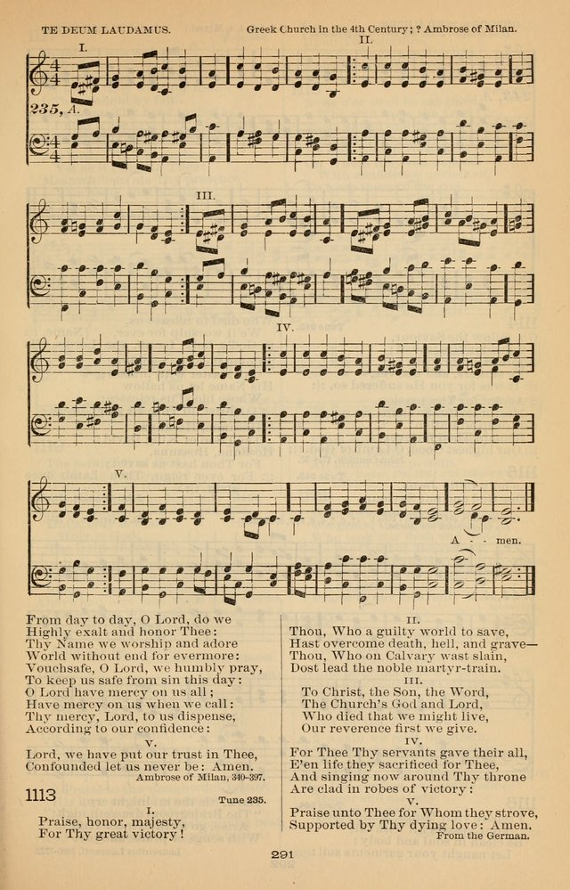 Offices of Worship and Hymns: with tunes, 3rd ed., revised and enlarged page 364