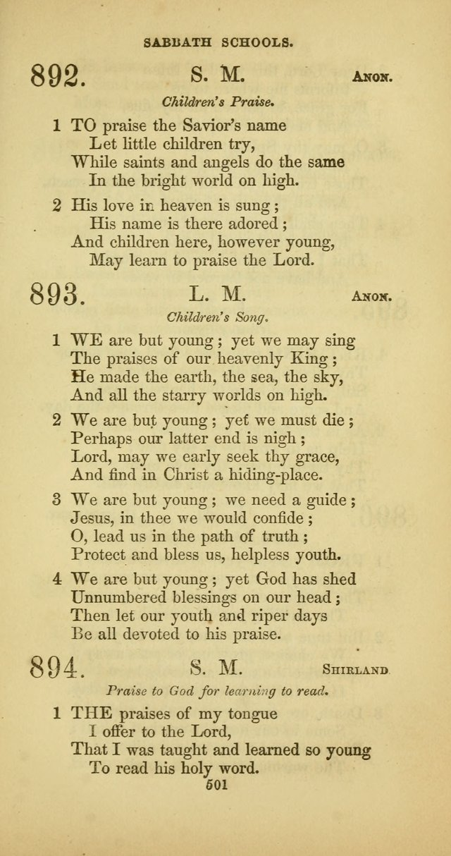 The Psalmody: a collection of hymns for public and social worship page 568