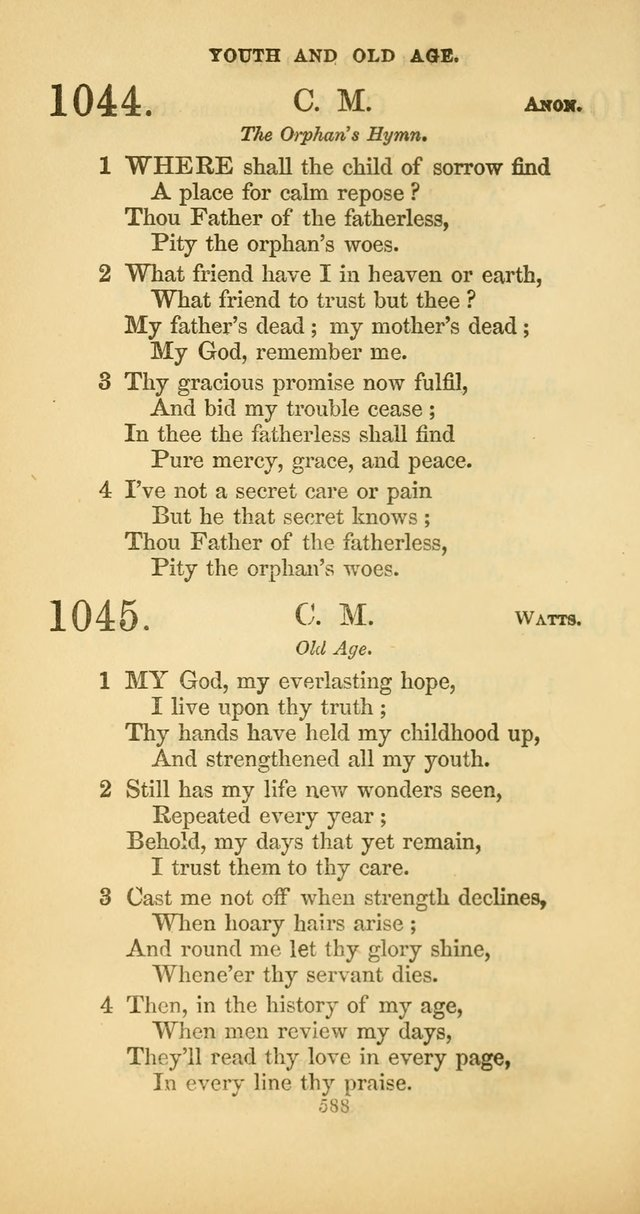 The Psalmody: a collection of hymns for public and social worship page 655