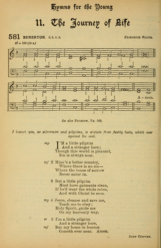 The Presbyterian Book of Praise: approved and commended by the General Assembly of the Presbyterian Church in Canada; With tunes; Part I. Selections from the Psalter. Part II. The Hymnal, rev, and en. page 776