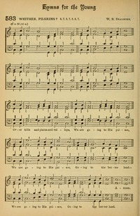 Whither Pilgrims Are You Going Hymnary