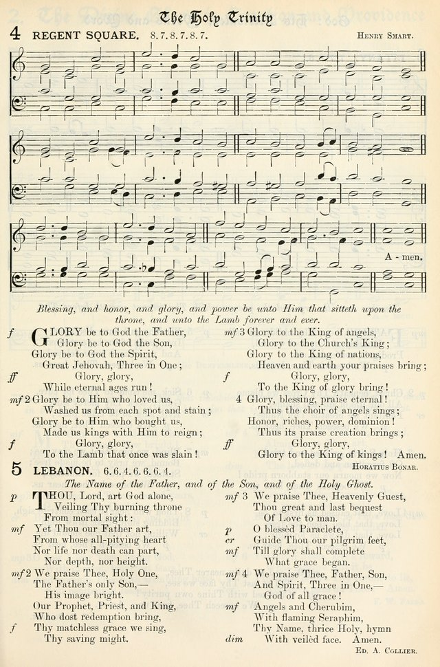 The Presbyterian Book of Praise: approved and commended by the General Assembly of the Presbyterian Church in Canada, with Tunes page 119