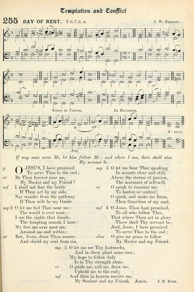 The Presbyterian Book of Praise: approved and commended by the General Assembly of the Presbyterian Church in Canada, with Tunes page 359
