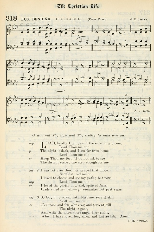 The Presbyterian Book of Praise: approved and commended by the General Assembly of the Presbyterian Church in Canada, with Tunes page 416