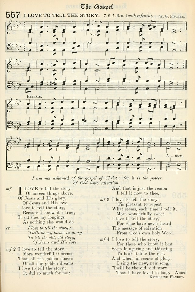 The Presbyterian Book of Praise: approved and commended by the General Assembly of the Presbyterian Church in Canada, with Tunes page 645