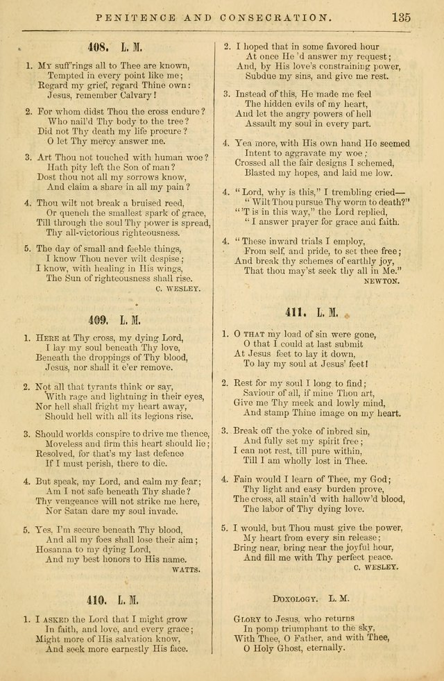 Plymouth Collection of Hymns and Tunes; for the use of Christian Congregations page 154