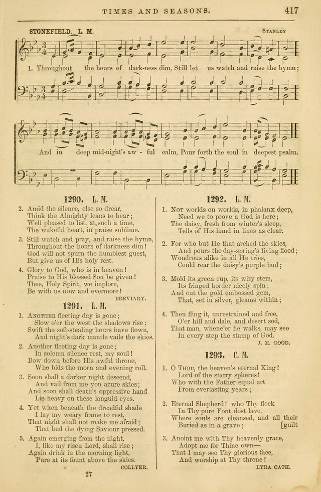 Plymouth Collection of Hymns and Tunes; for the use of Christian Congregations page 436