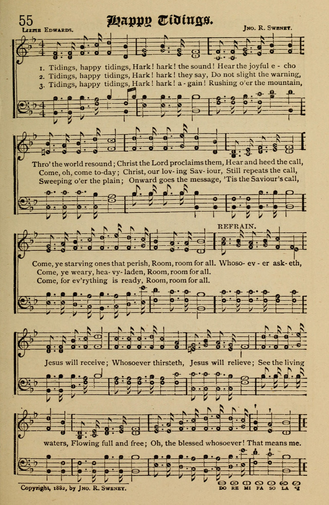 Precious Hymns for Times of Refreshing and Revival 55. Tidings ...