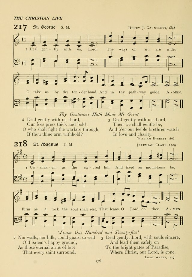 The Pilgrim Hymnal page 176