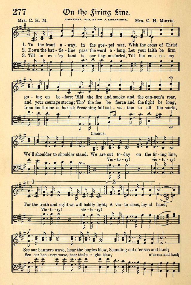 The Popular Hymnal page 232