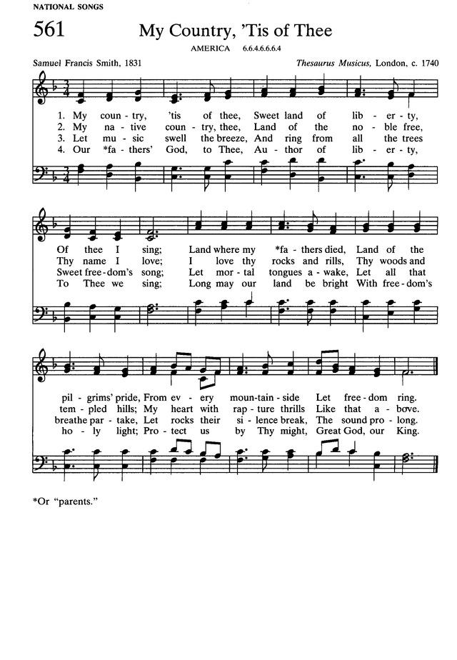 Presbyterian Hymnal Hymns Psalms And Spiritual Songs
