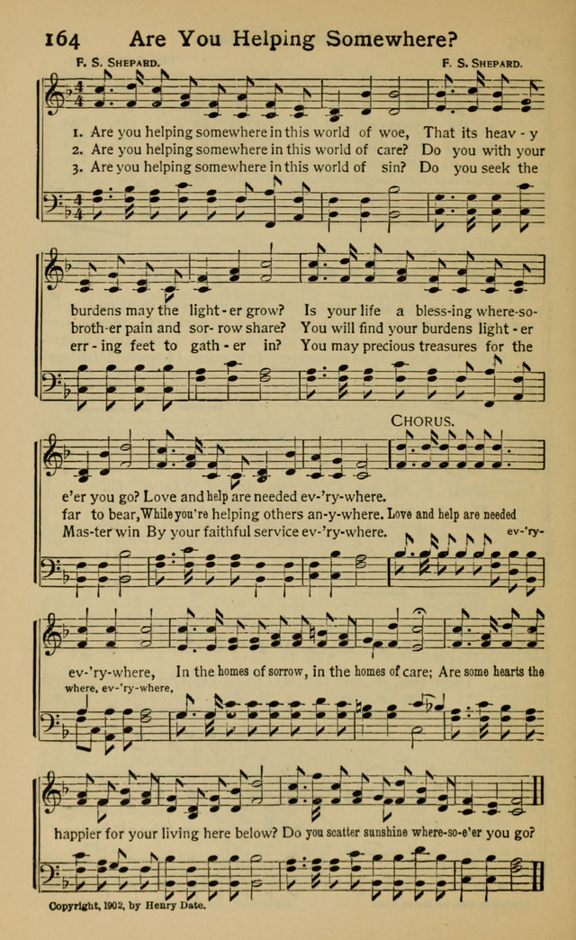 Pentecostal Hymns No. 3: A winnowed collection for evangelical services, young people