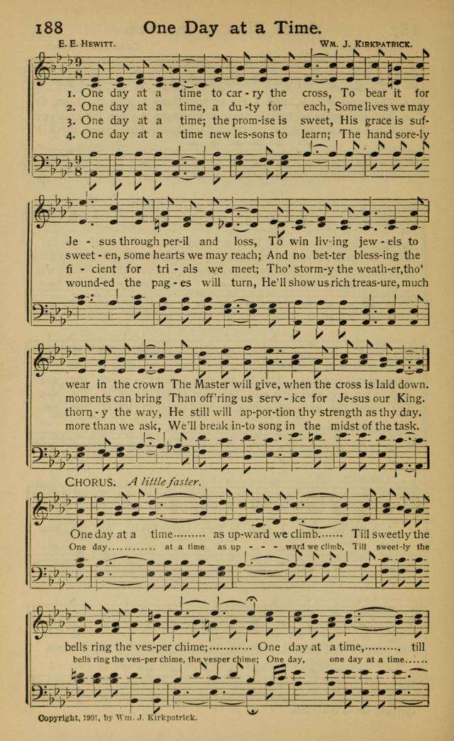 All Music Chords one sweet day sheet music : Pentecostal Hymns No. 3: A winnowed collection for evangelical ...