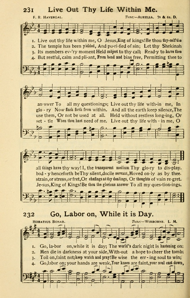 Pentecostal Hymns Nos. 3 and 4 Combined 232. Go, labor on, while it ...