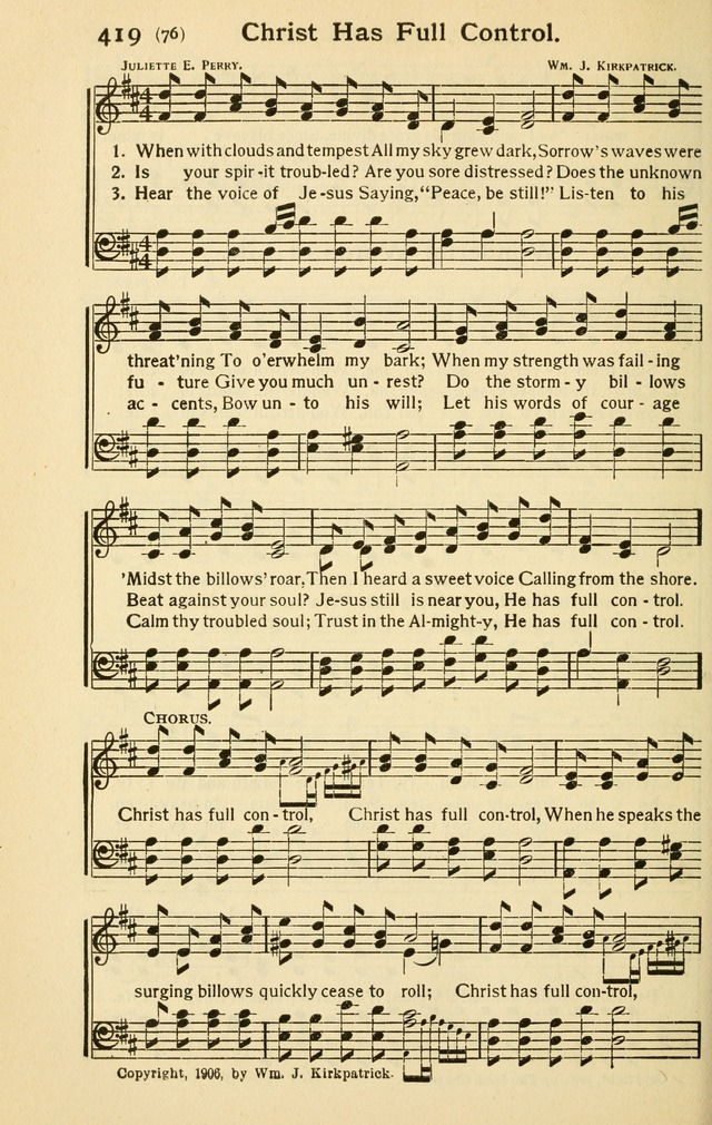 Pentecostal Hymns Nos. 3 and 4 Combined page 354