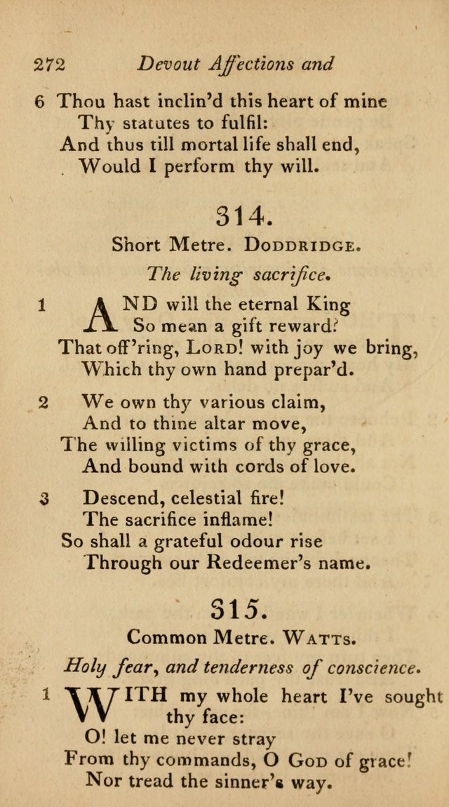 The Philadelphia Hymn Book; or, a selection of sacred poetry, consisting of psalms and hymns from Watts...and others, adapted to public and private devotion page 305