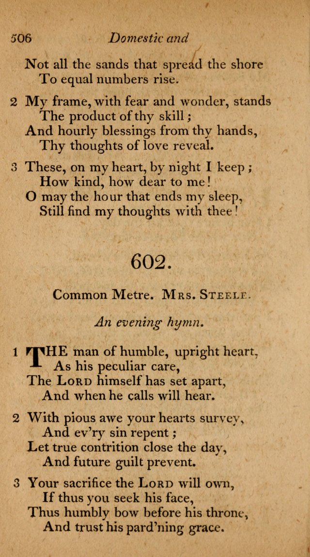 The Philadelphia Hymn Book; or, a selection of sacred poetry, consisting of psalms and hymns from Watts...and others, adapted to public and private devotion page 539