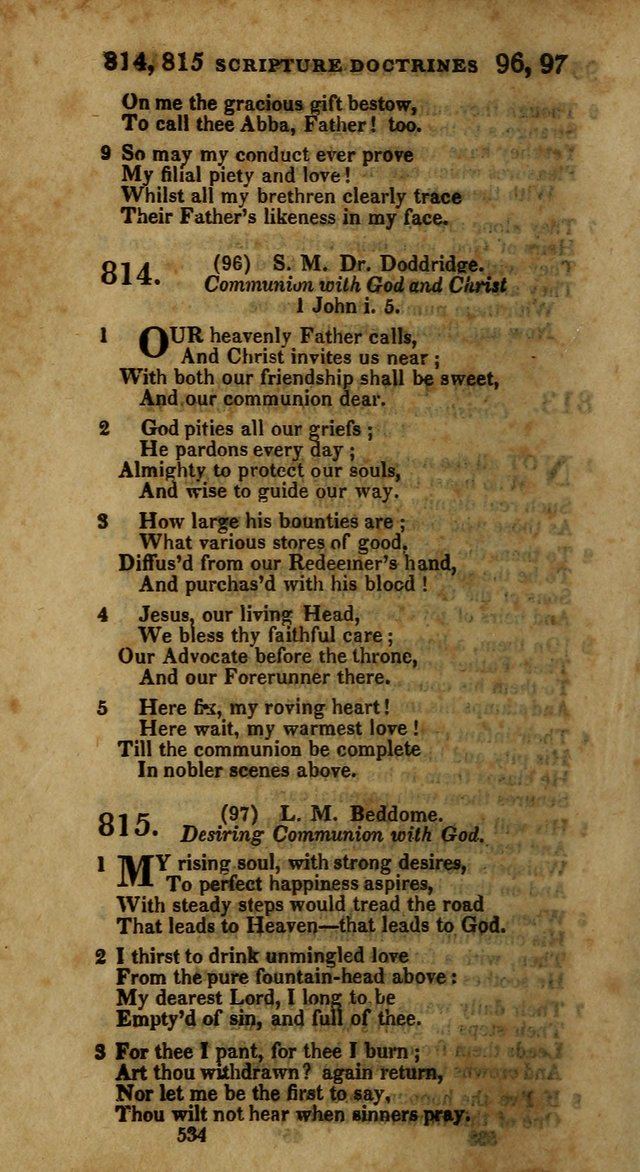 The Psalms and Hymns of Dr. Watts page 526