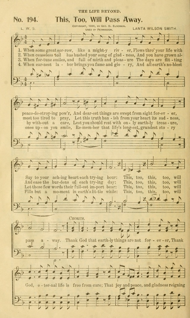 Popular Hymns Number 2: for the work and worship of the church in public worship, prayer-meetings, revivals, conventions, Sunday-schools, young people