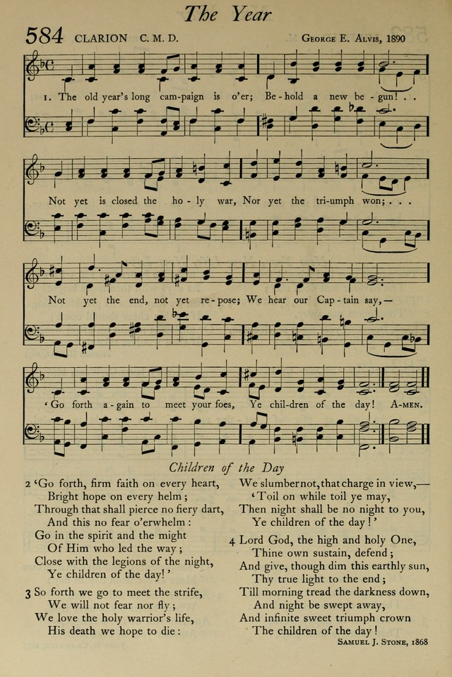 The Pilgrim Hymnal: with responsive readings and other aids to worship page 432