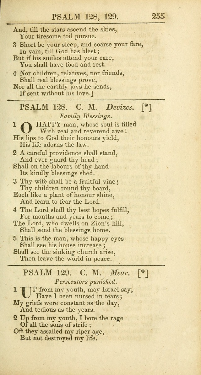 The Psalms, Hymns and Spiritual Songs of the Rev. Isaac Watts, D. D.:  to which are added select hymns, from other authors; and directions for musical expression (New ed.) page 205