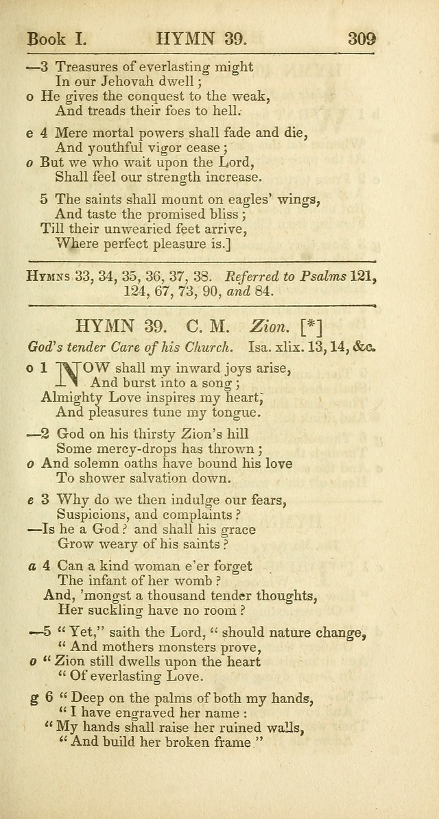 The Psalms, Hymns and Spiritual Songs of the Rev. Isaac Watts, D. D.:  to which are added select hymns, from other authors; and directions for musical expression (New ed.) page 259
