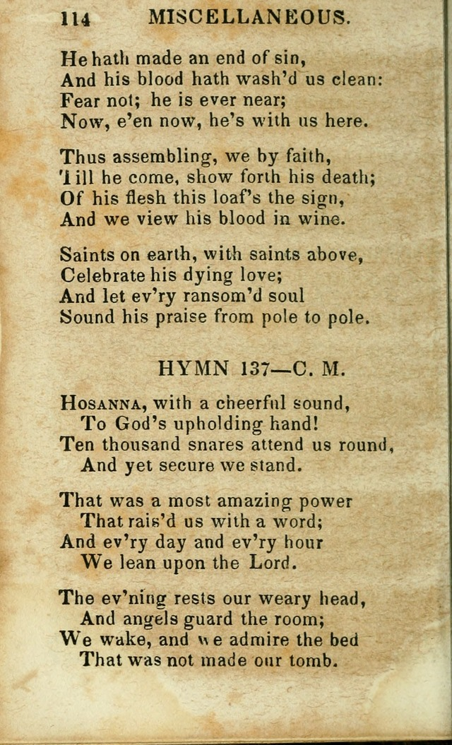 Psalms, Hymns and Spiritual Songs, Original and Selected. (14th stereotype ed.) page 372