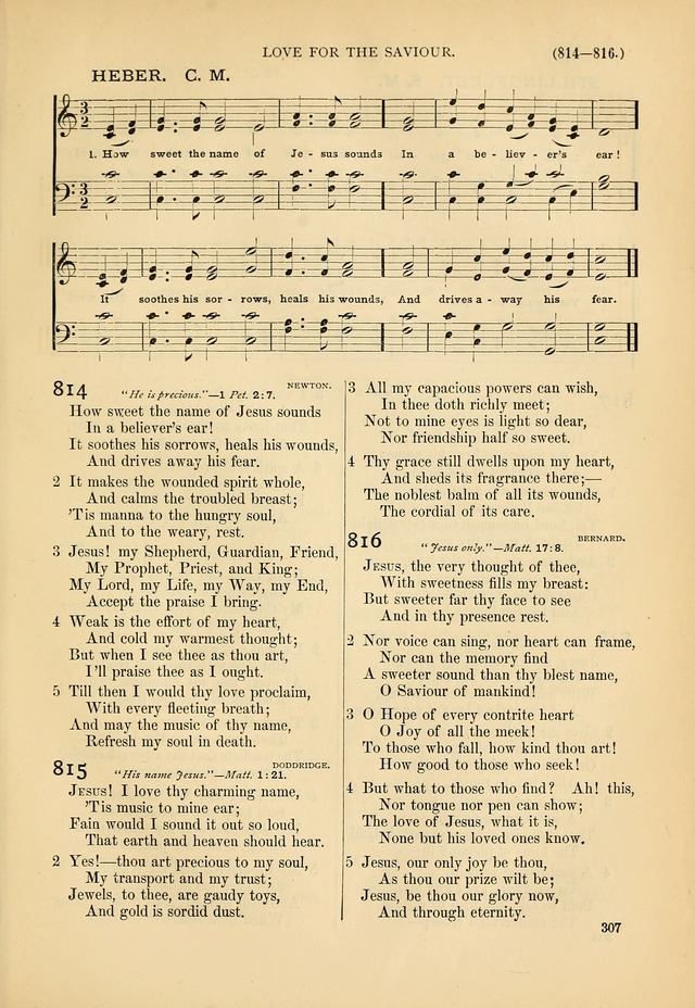 Psalms and Hymns and Spiritual Songs: a manual of worship for the church of Christ page 307