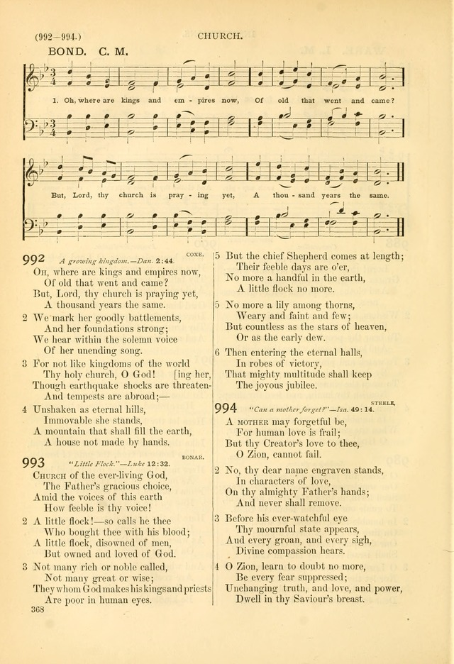 Psalms and Hymns and Spiritual Songs: a manual of worship for the church of Christ page 368