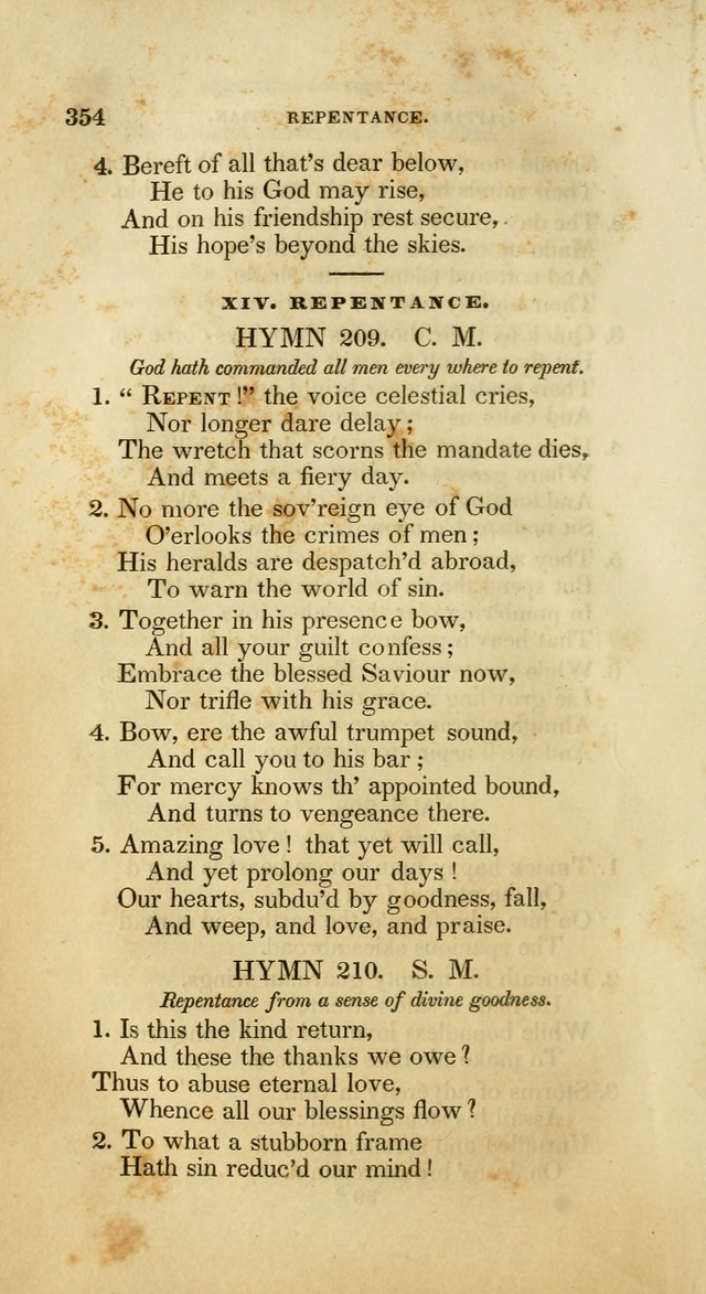 Psalms and Hymns, for the Use of the German Reformed Church, in the United States of America. (2nd ed.) page 357