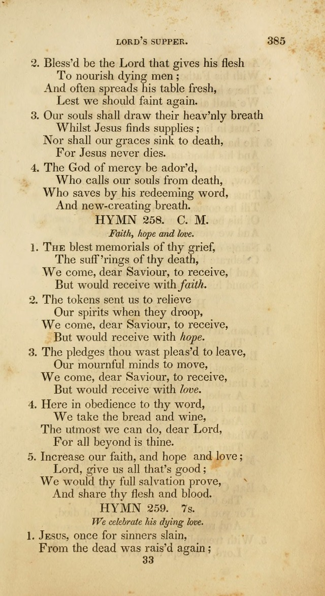 Psalms and Hymns, for the Use of the German Reformed Church, in the United States of America. (2nd ed.) page 388