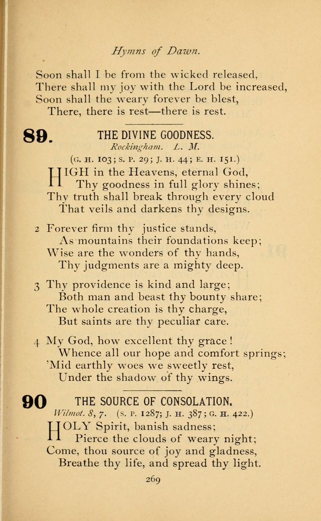 Poems and Hymns of Dawn page 276