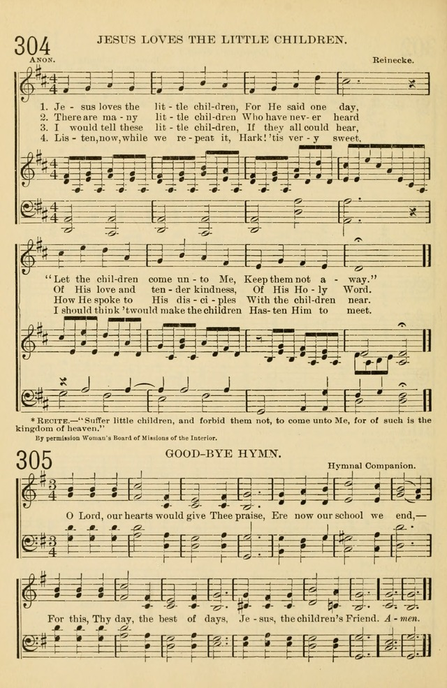 The Primary and Junior Hymnal page 236