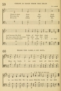 Lyric lyrics to bless the lord oh my soul : Bless the Lord, O My Soul (Doxology) | Hymnary.org