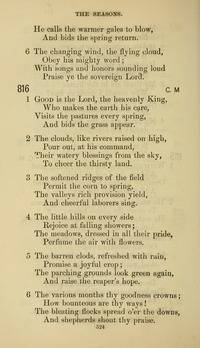 Lyric lyrics to shout to the lord : Good is the Lord, the heav'nly King - Hymnary.org
