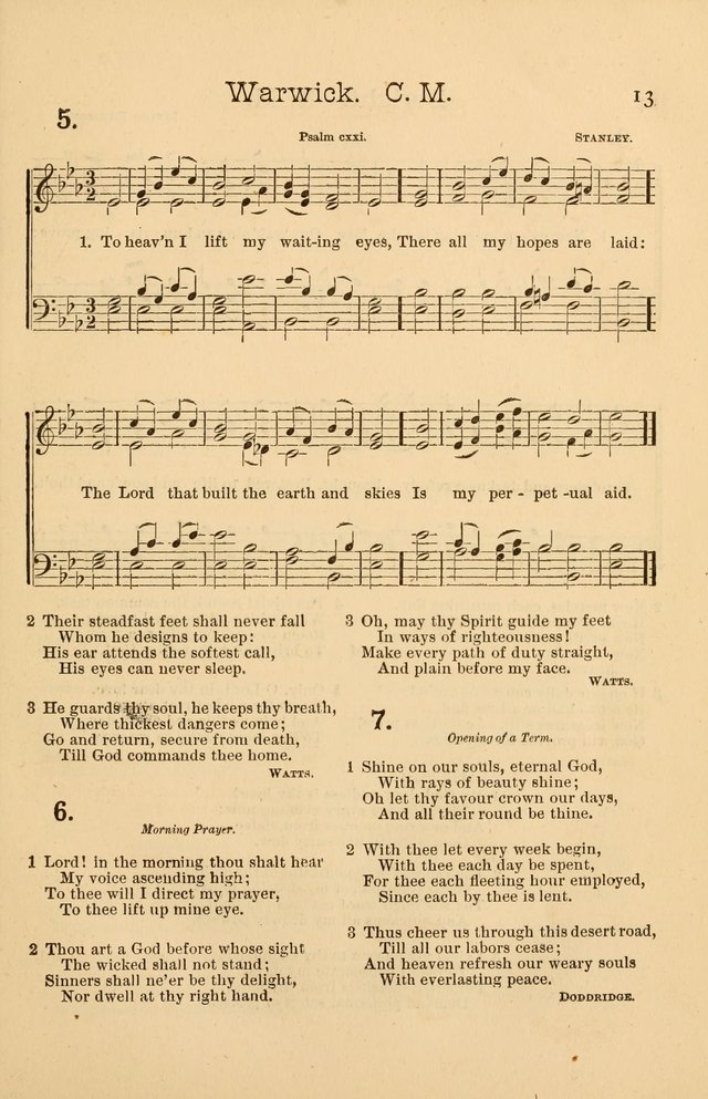 The Public School Hymnal: for the use of high schools and seminaries page 15