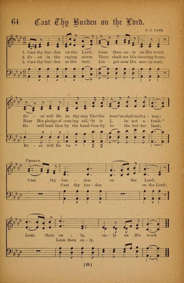 The Portfolio of Sunday School Songs page 65