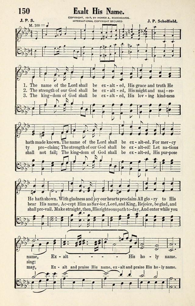 Praise and Worship Hymns page 136