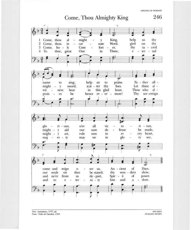 Psalter Hymnal (Gray) page 339
