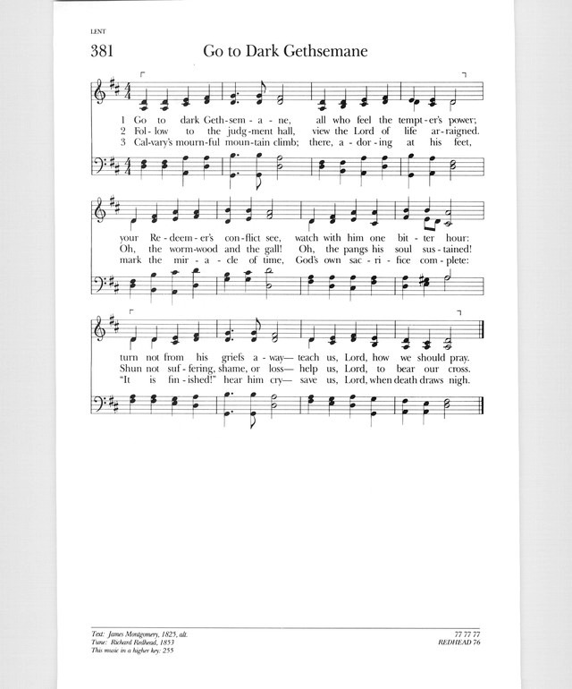 Psalter Hymnal (Gray) page 488