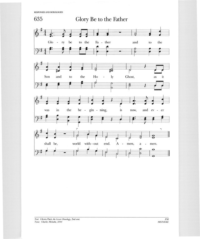 Psalter Hymnal (Gray) page 786