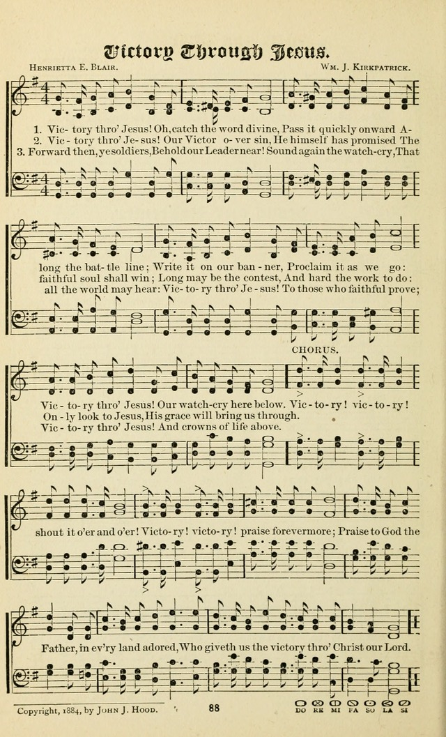 The Royal Fountain No.4: sacred songs and hymns for use in Sabbath-school or prayer meeting page 82