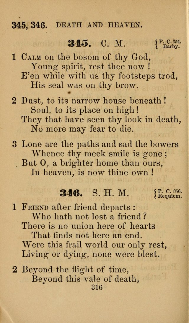 Revival Hymns page 318
