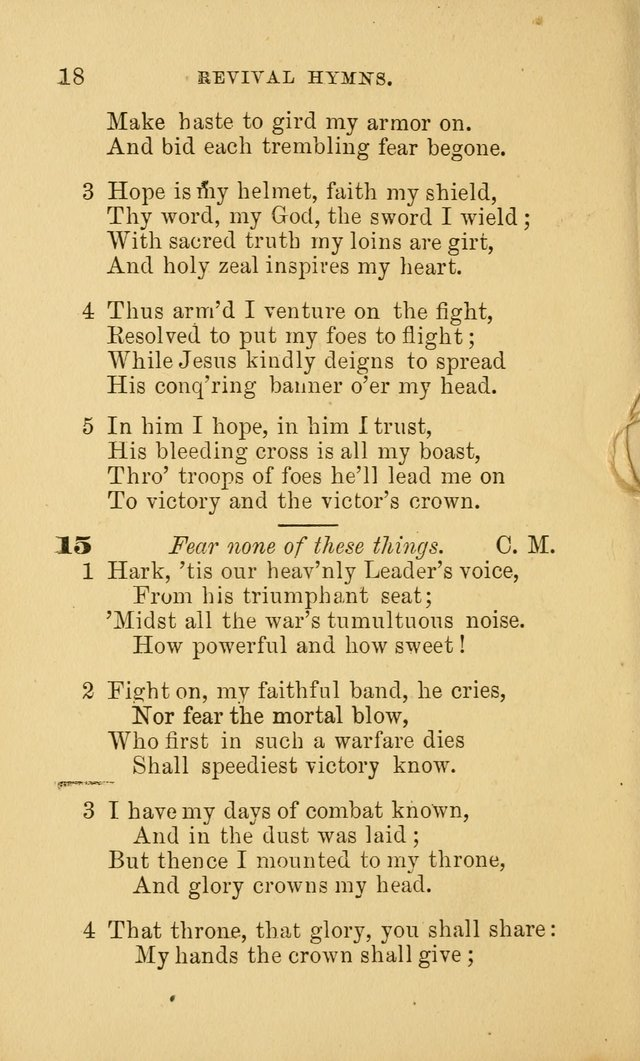 Revival Hymns page 17