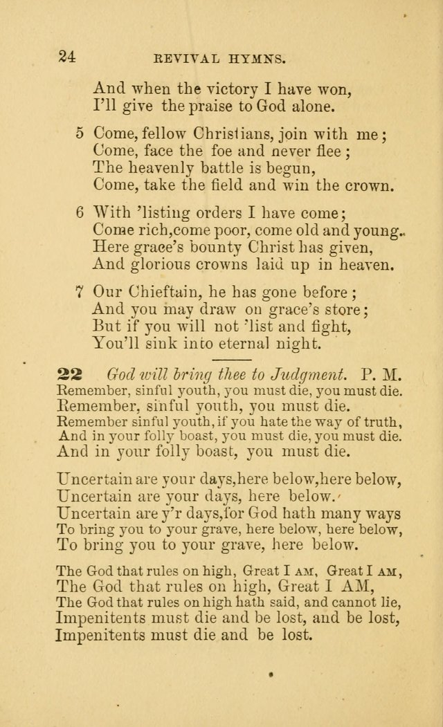 Revival Hymns page 23