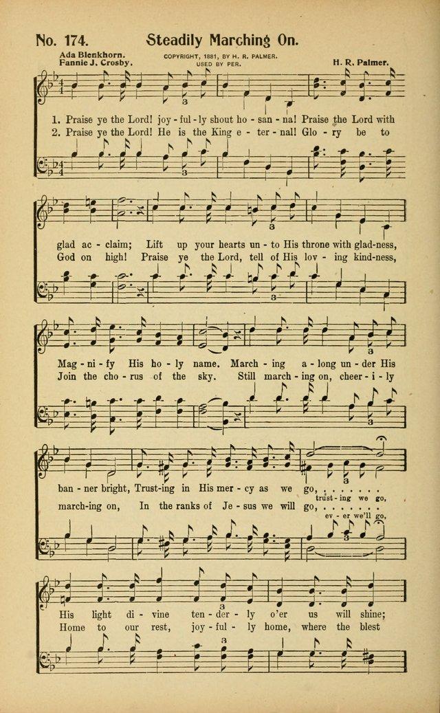 Lyric lyrics to shout to the lord : Revival Praises 174. Praise ye the Lord! joyfully shout hosanna ...