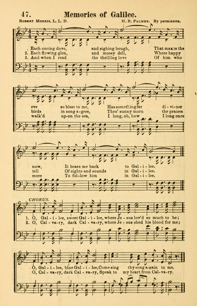 Rescue songs: words and music with standard selections page 45