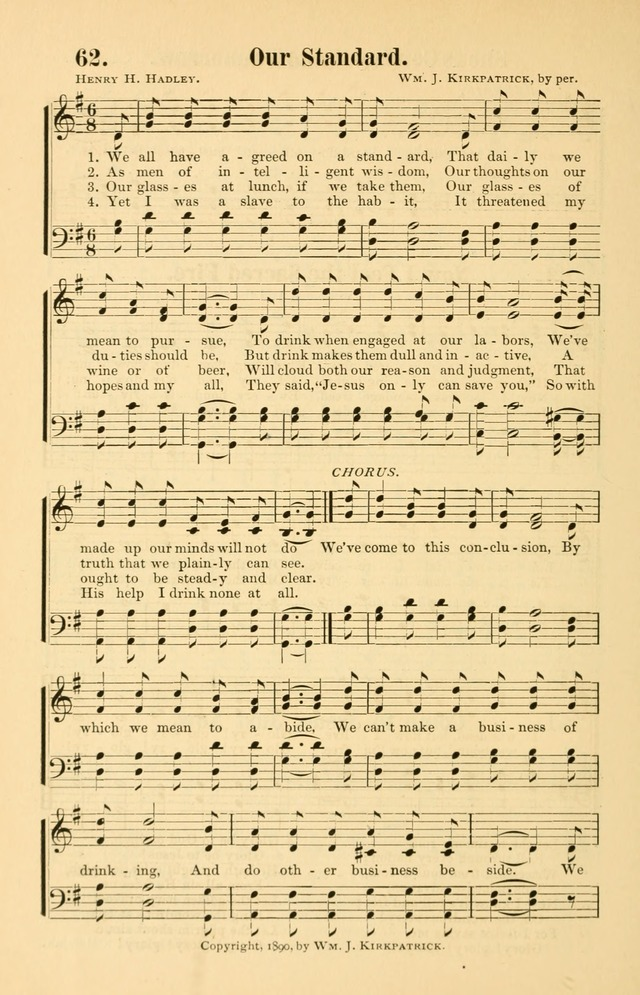 Rescue songs: words and music with standard selections page 61